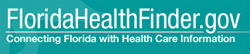 Florida Agency for Health Care Administration logo.