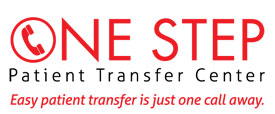 one step patient transfer center, easy patient transfer is just one call away